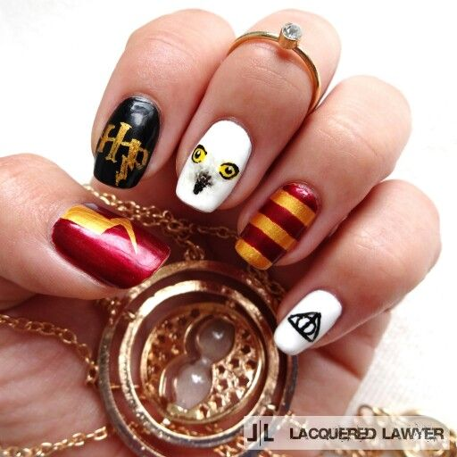 Hp nails + time turner