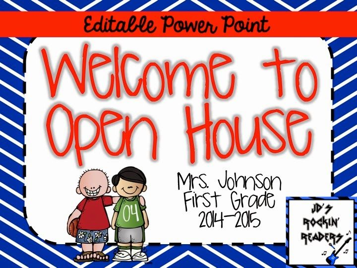 31 Best Open House For School Images On Pinterest Classroom