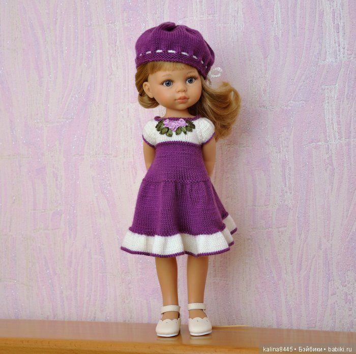 Новые платьица для Паолочек / Paola Reina, Antonio Juan и другие испанские куклы / Бэйбики. Куклы фото. Одежда для кукол