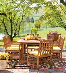 1000 Ideas About Outdoor Tables And Chairs On Pinterest