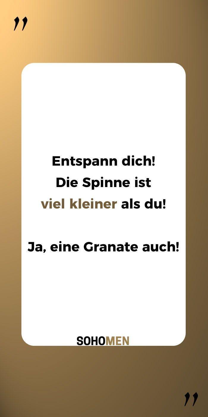 Lustige Spruche Lustig Witzig Funny Spinne Entspannung Entspann Dich D Lustige Spruche Witzige Spruche Lustig