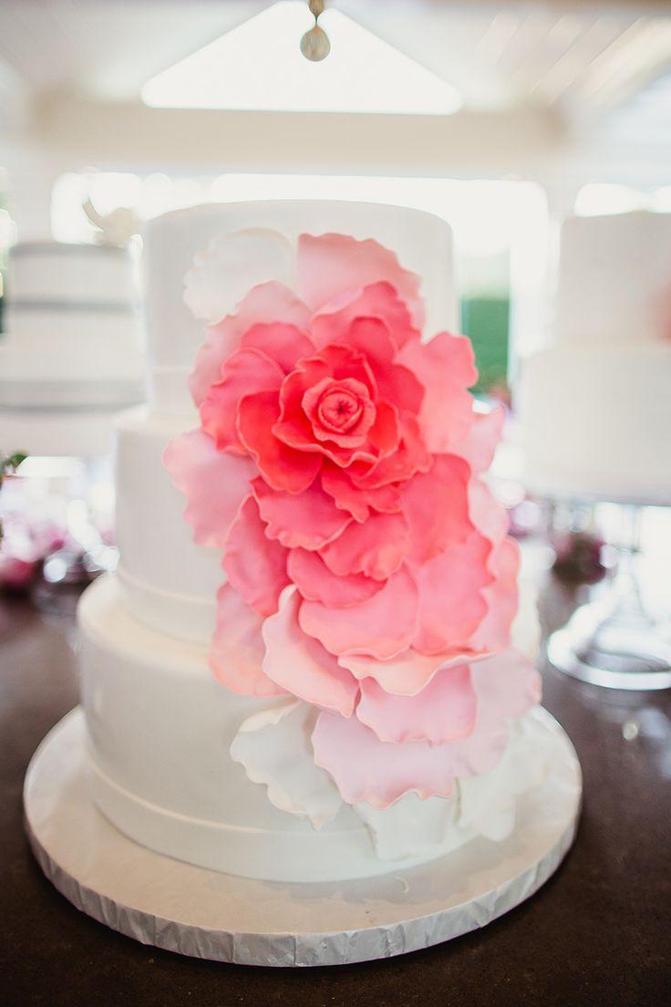Beverly Hills Wedding Cake