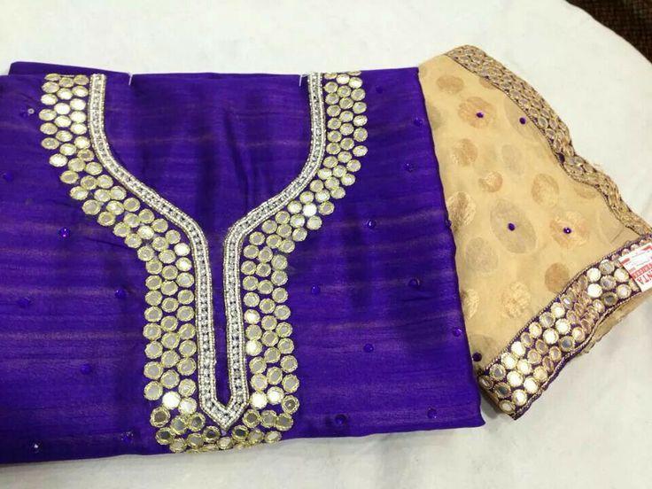 Punjabi salwar suit