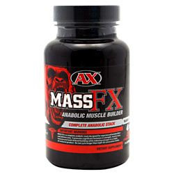 Athletic Xtreme Black Series Mass FX - 112 ea
