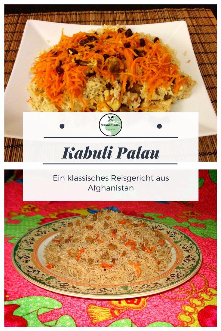 Kabuli Reis Rezept