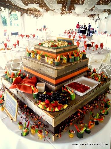 Mezze Appetizer Station On Barnwood Display Wedding Ideas Pinterest On Visits And Bess