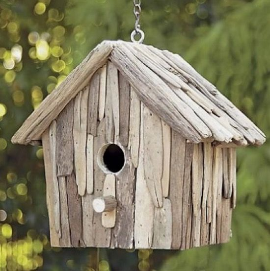 25 best images about rustic birdhouses on pinterest e for Bird feeder design ideas