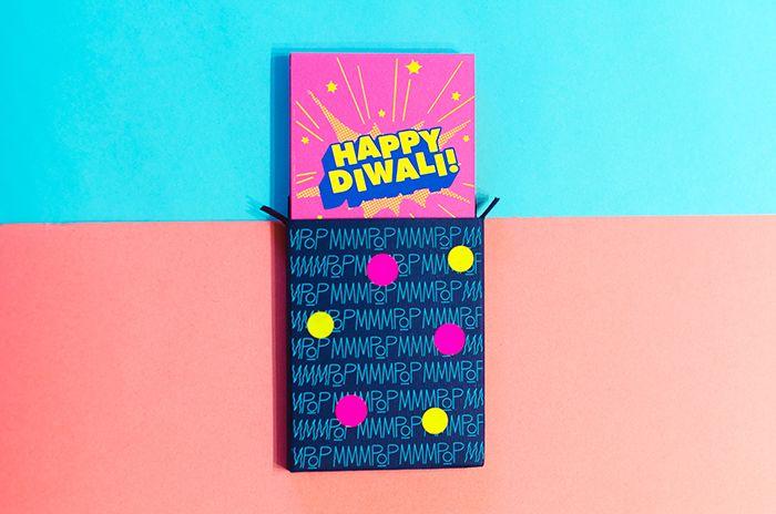 MMMPop! Diwali 2015 on Behance