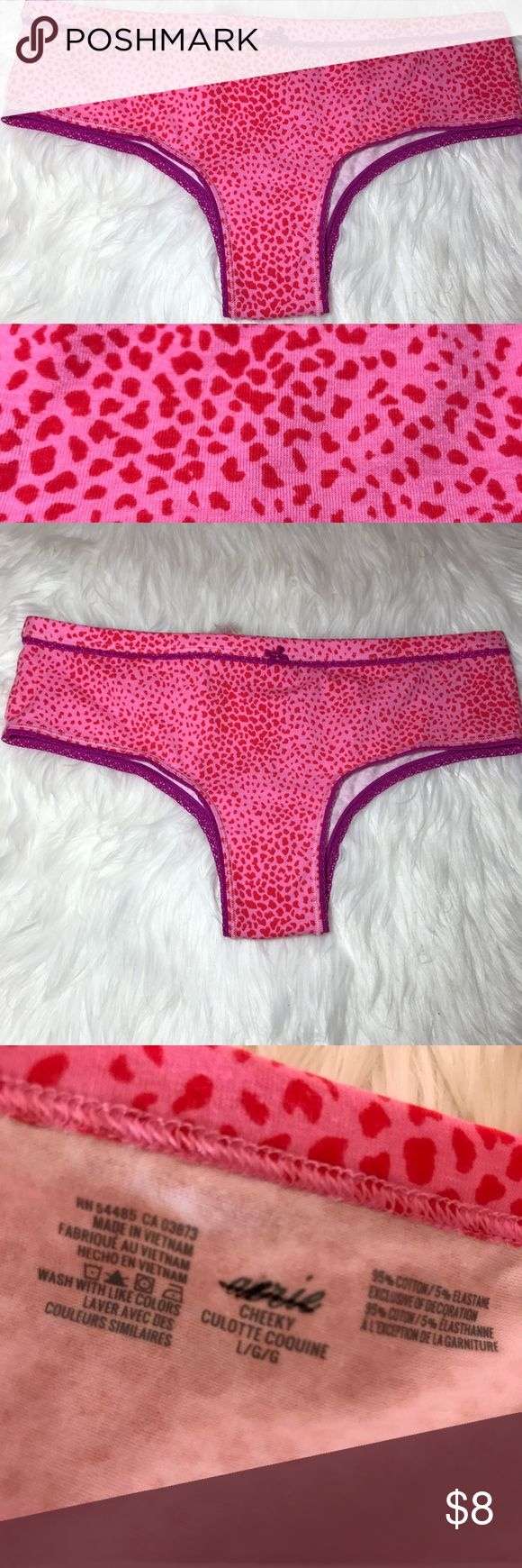 NWT Aerie Cheeky Panties New with tags  Bundle with other item for a discount    -add your items to a bundle so I can make you a discount offer!  -some items prices are firm unless bundled  -no holds  -no trades  -same day or next day shipping   10/09 aerie Intimates & Sleepwear Panties