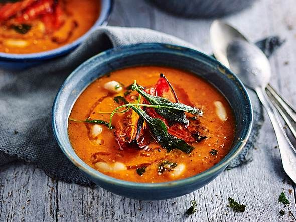 Schnelle vegetarische Gerichte – in 30 Minuten fertig ...