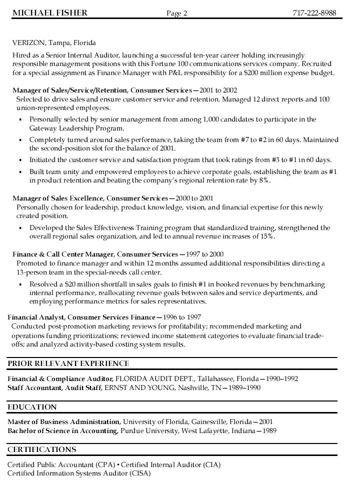 Cfa Level 1 Resume Examples 1-Resume Examples Resume, Sample