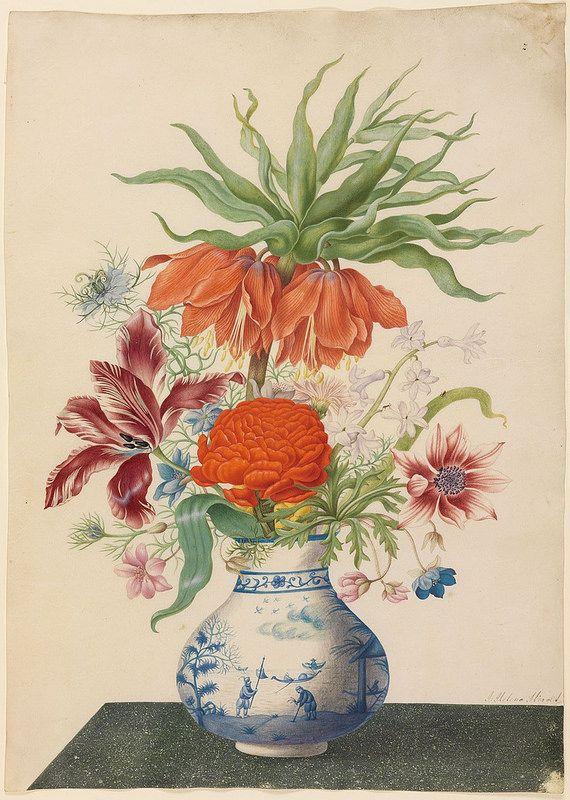 Een Bloem Pot (Eine Blumenvase) | Flickr - Photo Sharing!