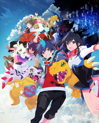 Digimon World Next Order International Edition Ships in Japan for PS4 on February 16