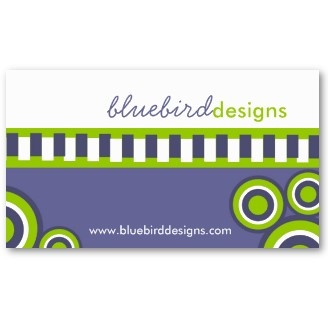 Retro and Modern Business Card