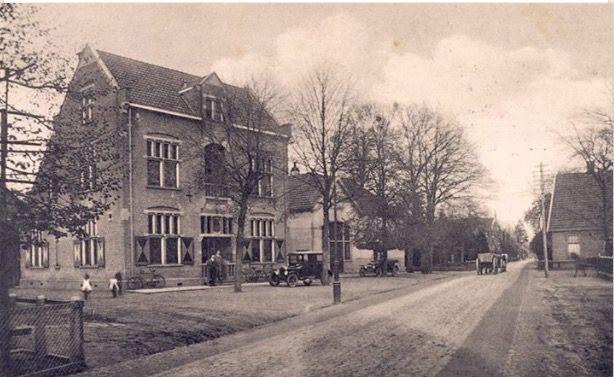 Vroeger het gemeente huis,nu een museum .