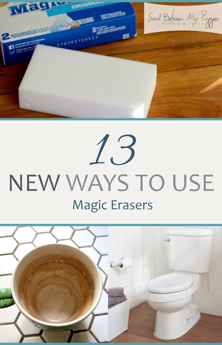 Magic Erasers, Uses for Magic Erasers, Magic Eraser Tips and Tricks, Cleaning Tips and Tricks, Magic Eraser Hacks, Life Hacks, Magic Eraser Tips, Cleaning Hacks, Life Tips and Tricks, Popular Pin