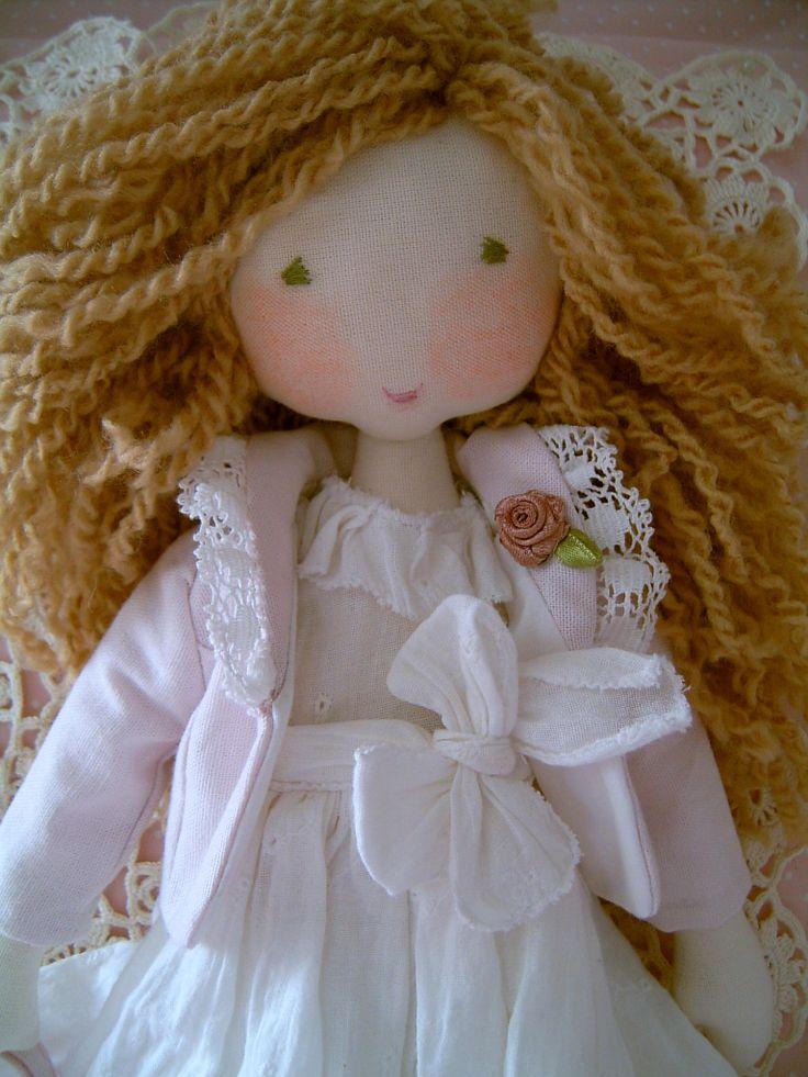 Vintage doll.