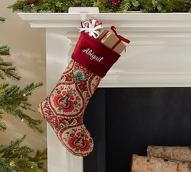 62 best *Stockings & Tree Skirts > Stockings* images on Pinterest ...