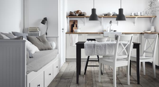 CAMAS HÓSPEDES IKEA