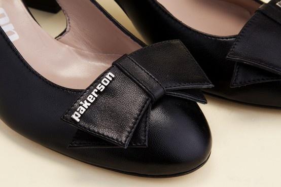 Fine details, handmade beauty, Italian shoes. Visit Pakerson Online Store. - Dettagli raffinati, bellezza artigianale, scarpe Italiane. Visita lo Store Online Pakerson. http://store.pakerson.it/woman-decolletes-27299-nero.html