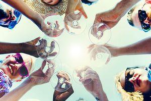 .Rausch-Untersuchung: Es gibt vier verschiedene Betrunkenheits-Typen