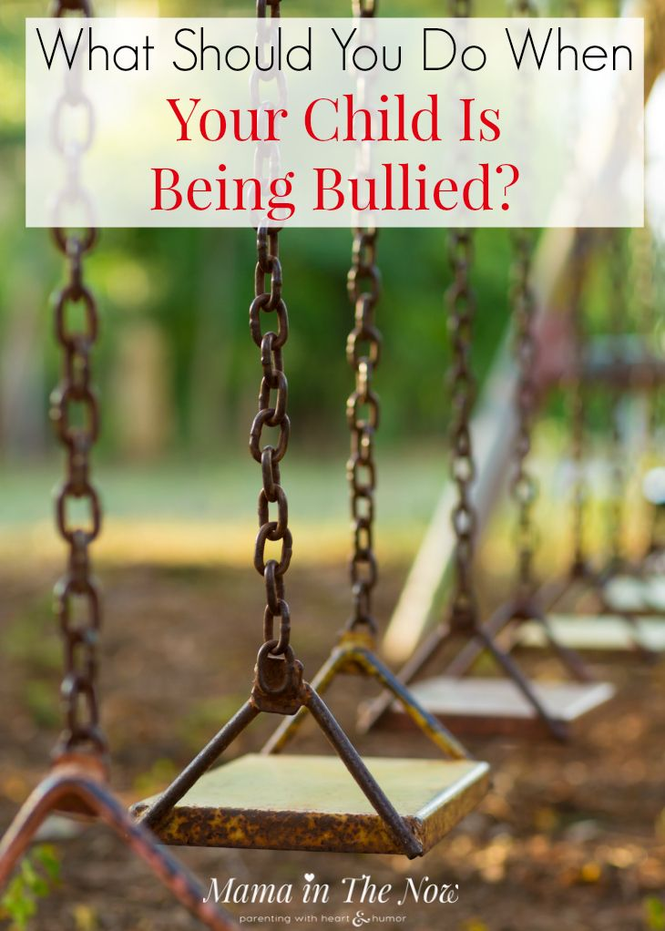 When do you let your bullied child handle things? When should the parents or the school get involved? Expert tips for what parents should do when their child is bullied.