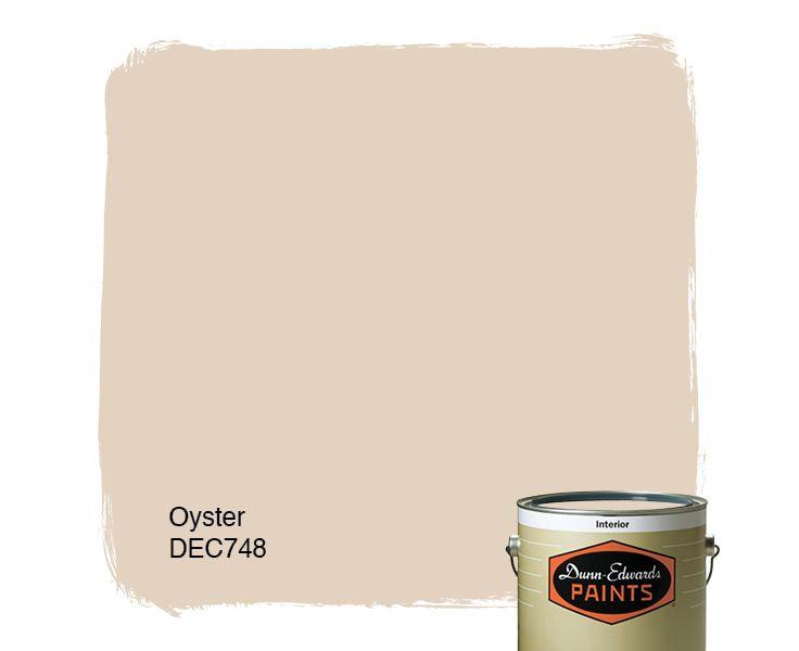 Dunn edwards paints tan paint color oyster dec748 click for Dunn edwards paints colors