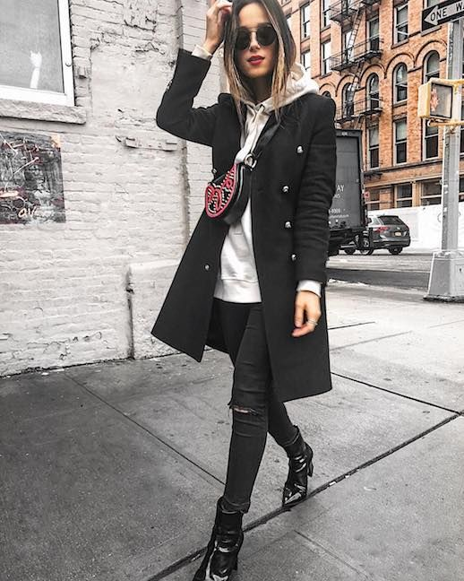 A Casual Cool Look You Can Easily Recreate   Le Fashion   Bloglovin'