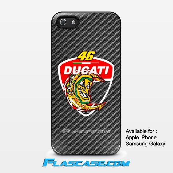 Valentino Rossi Ducati 46 Apple iPhone 4/4s 5/5s 5c 6 6 Plus Samsung Galaxy S3 S4 S5 S6 S6 EDGE Hard Case #AppleiPhoneCase #SamsungGalaxyCase