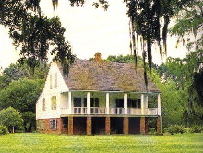 7 best acadian images on pinterest house design for Acadian cottage house plans