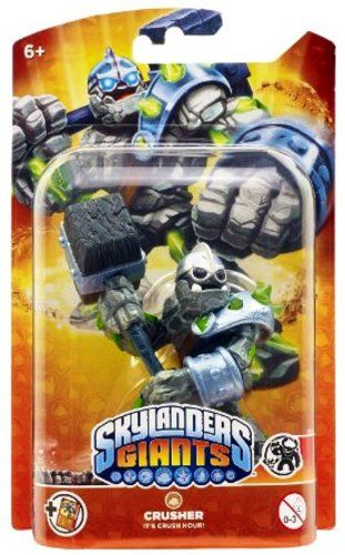 Figurine Skylanders : Giants – Crusher Giant | Your #1 Source for Toys and Games