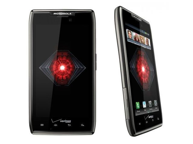 Razr Maxx My phone connects me to what I need when I need it. My work, my family, my friends.
