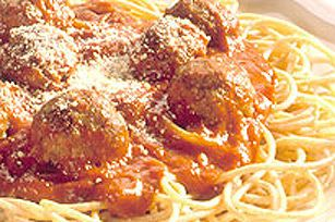You can't go wrong with our Simple Spaghetti and Meatballs.  Paired with pasta and sauce, these homemade meatballs are moist, tender and packed with flavour.