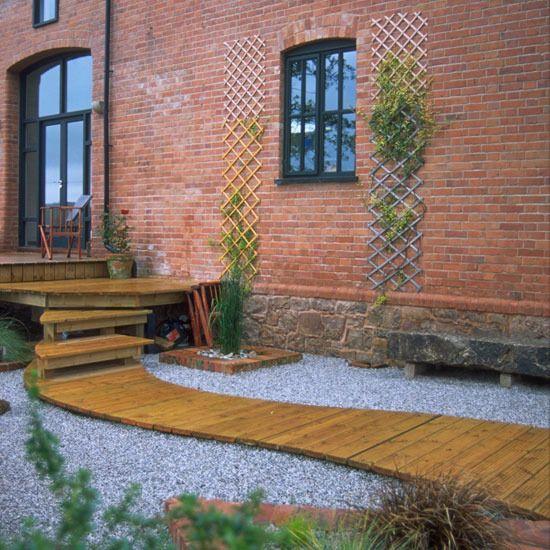 Captivating Garden Path Amazing Design