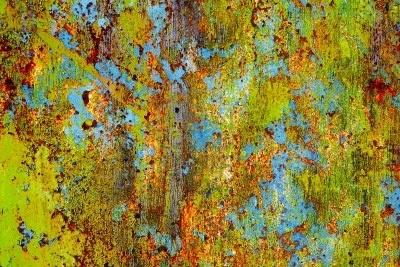 Grunge Roestig Metaal - Abstracte Achtergrond Royalty-Vrije Foto, Plaatjes, Beelden En Stock Fotografie. Image 13631620.