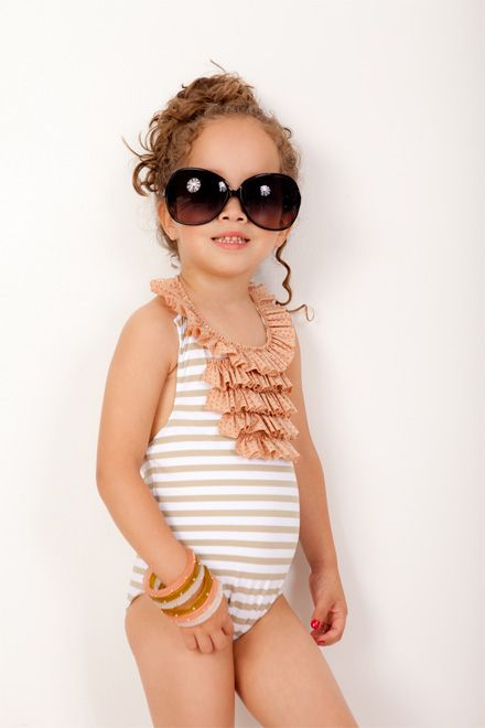 little girls swimsuits