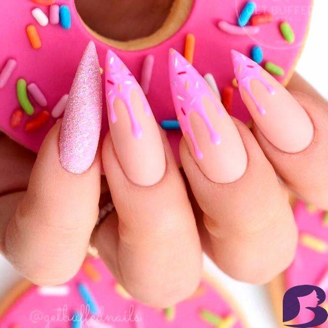 Beste Stiletto Nägel Designs, Ideen, Tipps, für Sie – Nägel – – Nails
