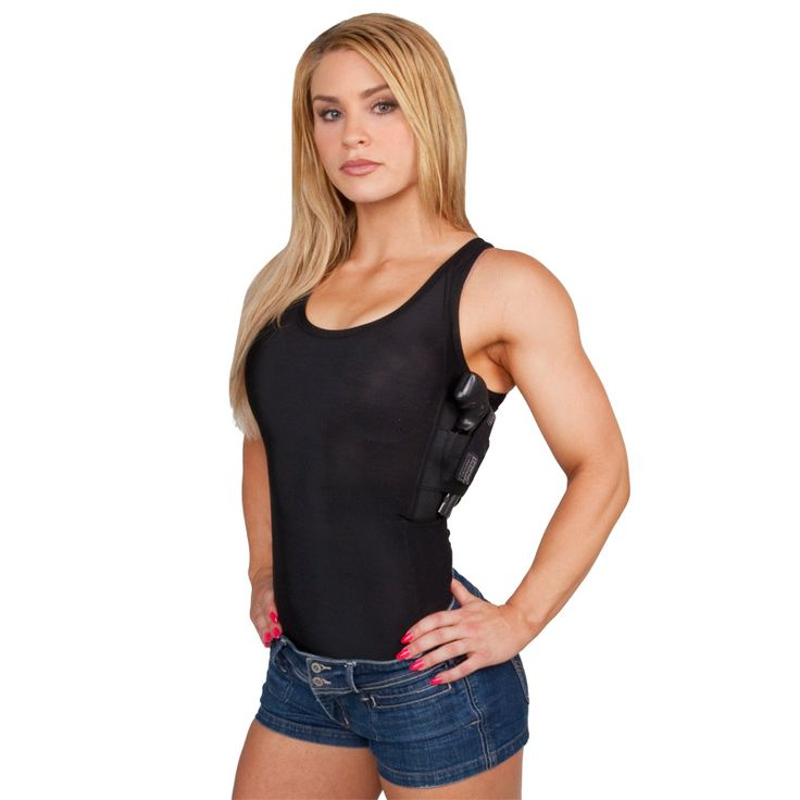 Women's Concealed Carry Tank