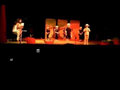 Ο ΤΖΙΤΖΙΚΑΣ ΚΑΙ Ο ΜΕΡΜΗΓΚΑΣ (μέθοδος ORFF) - YouTube