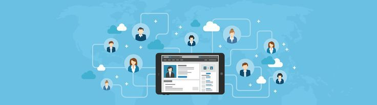 nice LinkedIn isn't just an online resume: it's a global network all business...