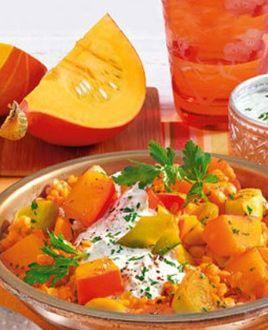 Vegetarisches Kürbis-Lauch-Curry: http://kochen.bildderfrau.de/rezepte/rezept_kurbis-lauch-curry_311609.aspx  #vegetarisch