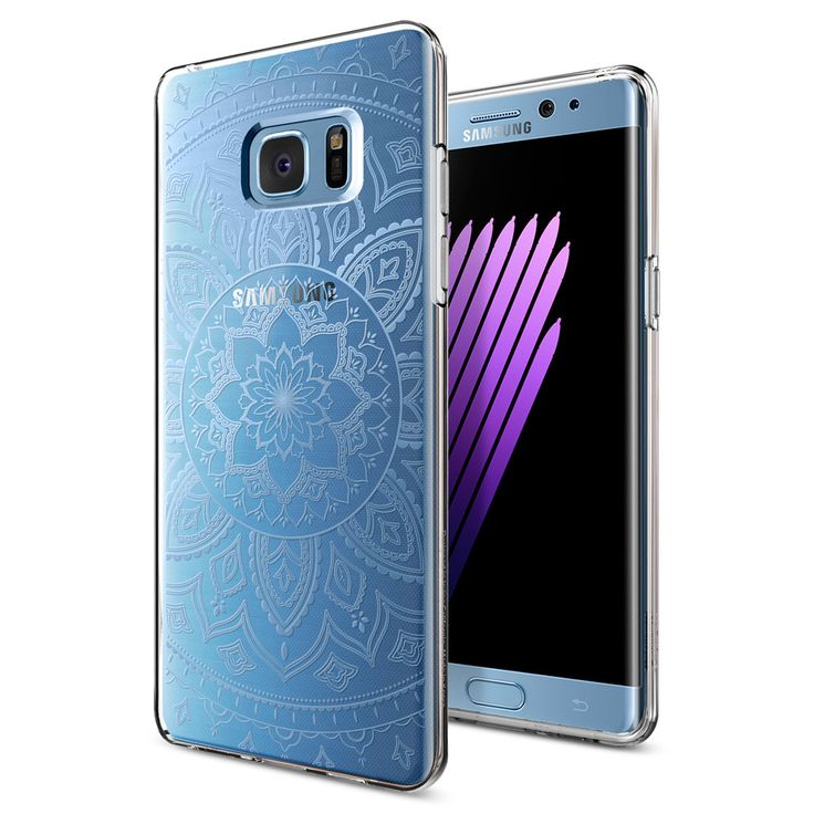 Galaxy Note 7 Case Liquid Crystal