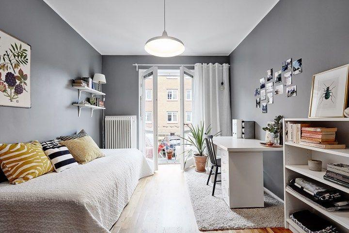 M s de 17 ideas fant sticas sobre dormitorio estudiantes for Habitaciones juveniles economicas