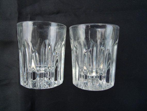 Vintage wineglass. Set of 2 pieces. от VintageIhorUA на Etsy