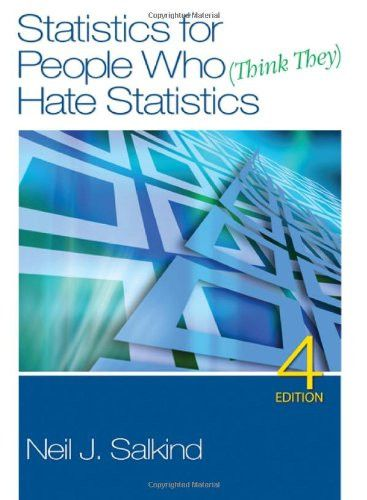 11 best best usability and user experience books images on pinterest statistics for people who think they hate statistics 4th fandeluxe Choice Image