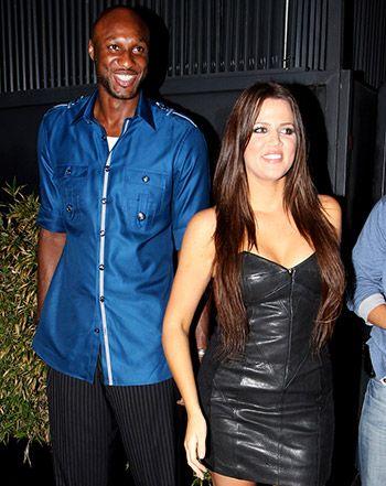 "Kim Kardashian, Kris Jenner Talk Lamar Odom's Smiles: ""God is Good"" - Us Weekly"