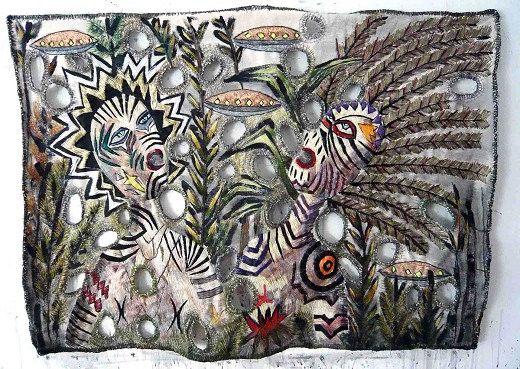 Tint Gallery :: Past exhibitions (, Z. Gaitanidou, Manu)