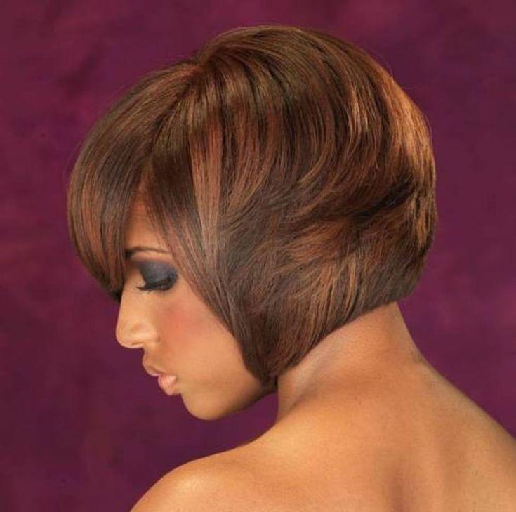 60 Showiest Bob Haircuts for Black Women   Bob hairstyles ...