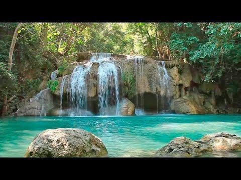La Cascade : quelques suggestions vidéo sur la pratique de la méditation de pleine conscience - YouTube
