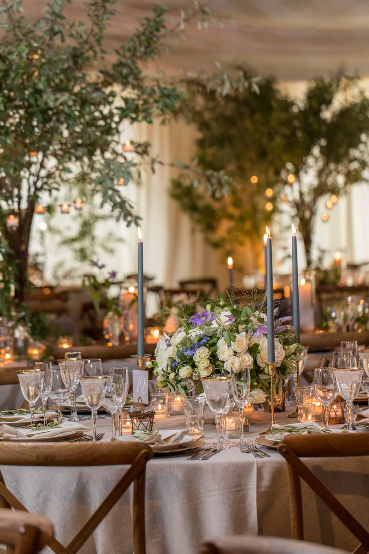 wedding receptions in downtown los angeles%0A See How a Ballroom Was Transformed into a Garden Oasis